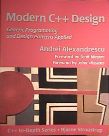 Modern C++ Design by Alexandrescu