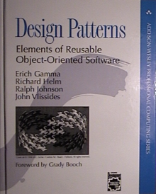 Design Patterns by the Gang of Four