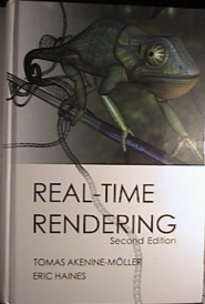 Real-Time Rendering by Akenine-Moller & Haines