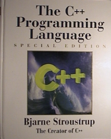 The C++ Programming Language by Stroustroup